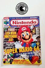 Nintendo Magazine - Numéro 1 - Super Mario 64