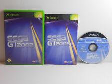 Sega GT 2002 para Xbox