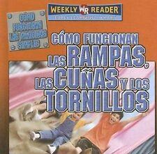 Como funcionan las maquinas simples SPANISH CHILDRENS BOOK