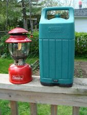 Canadian Coleman lantern model 200 dated 6 / 70- with case