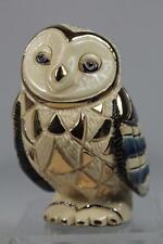 DeRosa Rinconada Silver Anniversary RARE Non U.S. 'Owl' - NEW  #722  Retired NIB