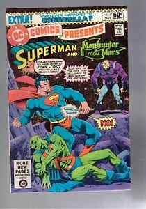 DC Comics Presents #27 8.5 VF+ First Appearance of Mongul