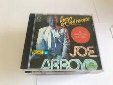 Joe Arroyo – Fire In My Mind  PEELESS SONOPRESS CD 16 TRK FUEGO EN MI MENTE