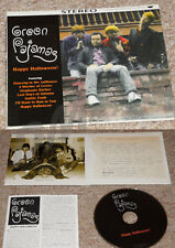 GREEN PAJAMAS Happy Halloween Papersleeve CD Jeff Kelly 1984 Green Monkey