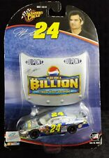 COLLECTIBLE WINNERS CIRCLE JEFF GORDON PLAY FOR A BILLION RACE CAR NEW