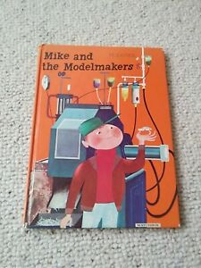 Mike and the Modelmakers M Sasek book Matchbox Lesney First Edition 1970