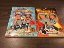 The Adventures Of Mary-Kate & Ashley Us Space Camp Sea World 2 Books
