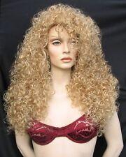 Löwenmähne ... unglaubliche lange Killer Curls - Perücke