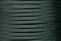 Hunter Green 550 Paracord Mil Spec Type III 7 strand parachute cord 10 - 100 ft
