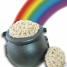 Pot o' Gold Catnip Toys-100% Organic-lot of 6