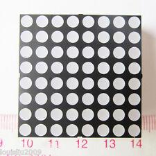 4pcs Dot Matrix 8x8 3.7mm Red LED Display Common cathode
