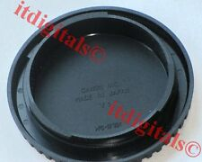 Genuine Canon Official R-F-3 RF-3 Body Cap Cover Japan EOS 3 1Ds D30 D60 A2 A2E