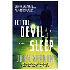 Let The Devil Sleep: A Novel: By John Verdon