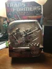 Tranformers Generations Skullgrin Deluxe class Misb .perfect Condition