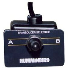 Humminbird 2 Transducers - 1 Head Unit Switch