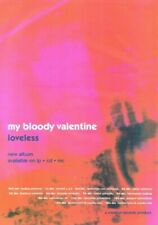 My Bloody Valentine Loveless Poster Shoegaze Indie