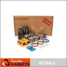 Full Gasket Pistons Bearings Rings Set Fit 01-06 Dodge Chrysler Sebring 2.7