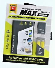 LinearFlux Hypercharger Max 100w 20 800mah Ultimate Usb-c Portable Charger