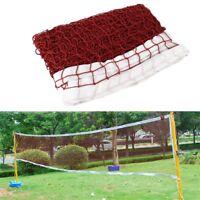 Filet de volley/ball tennis/badminton pour jeux en plein air extérieurs