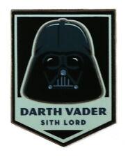 2018 Disney Star Wars Helmet Darth Vader Pin Only