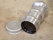 vtg ZEISS-Opton 135mm f/4.0 Coated Sonnar LENS for Contax Rangefinder Camera