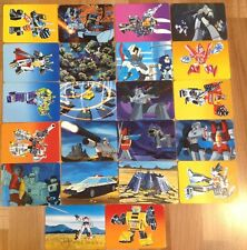TRANSFORMERS TRADING CARDS 1985 HASBRO-price is per card