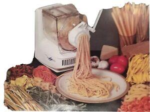 Electric Pasta Maker For Sale Ebay