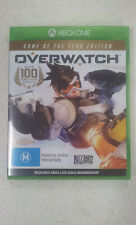 Overwatch Game of The Year Edition Xbox One Xb1 Australian Stock Synact