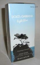 DOLCE & GABBANA LIGHT BLUE FEMME DREAMING IN PORTOFINO EDT 1.6 oz SPRAY 50ml D&G