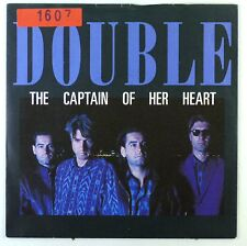 "7"" single-Double-The Captain OF HER HEART-s2418"