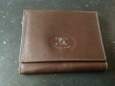 Vintage Pre-Owned Brown Celine-Paris Made In Italy Tri-Fold Wallet