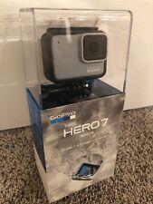 Brand New GOPRO HERO 7 WHITE WATERPROOF ACTION CAMERA  10MP 1080P TOUCH