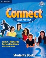 Connect 2 Student's Book with Self-study Audio CD (Connect Second Edition), Sand