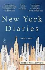 New York Diaries: 1609 to 2009, Good Condition Book, , ISBN 9780812974256