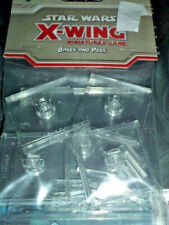 Star Wars X-Wing Clear Bases and Pegs Expansion FFG Miniatures Board Game New!