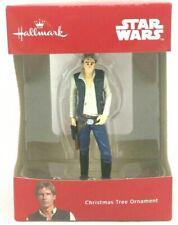New Star Wars Han Solo Blaster Car Mirror Hanger Ornament Action Figure