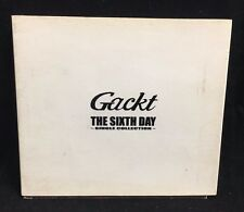 Gackt- The Sixth Day Single Collection CD