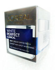 LOREAL WHITE PERFECT Clinical All protection whitening DAY CREAM SPF19 PA++ 50 g