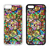 STAINED GLASS DISNEY Character Inspired Phone Case Cover For iPhone Samsung New