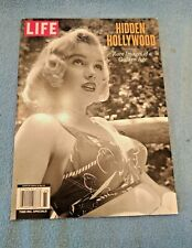 Hidden Hollywood Rare Images of a Golden Age  LIFE Magazine Booklet  SC Book