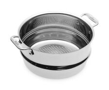 All-Clad Stainless Steel Dishwasher Safe 3-Qt All Purpose Steamer