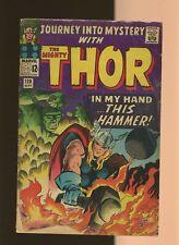 Journey Into Mystery 120 GD 2.0 * 1 * 1st Grand Vizier! Thor! Mjolnir Reformed!