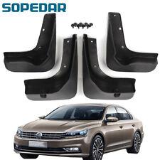 SOPEDAR 4Pcs (1Set) fender mudguard for Volkswagen vw For Passat B7(2012-2015)