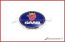 Original Saab-Emblem Heck Saab 9-3 II Cabrio ab Baujahr 2004