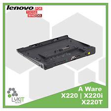 Lenovo UltraBase Series 3 für Thinkpad X220 | X230 | X220t | X230t