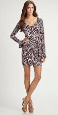 NWT Diane Von Furstenberg DVF Nazli Dress Size 14 NEW