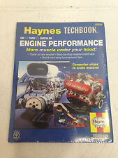 Haynes Techbook ENGINE PERFORMANCE GM FORD CHRYSLER Repair Manuel 10333