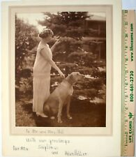 Helen Keller Autograph Signed Photo...still BEST BY FAR at Fraction Cost
