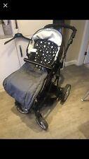Britax B Smart Four Wheel Travel System / Pushchair / Buggy / Stroller