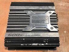 "Kenwood KAC-849 ""600W"" Amplifier - USED - Old School Car Audio"